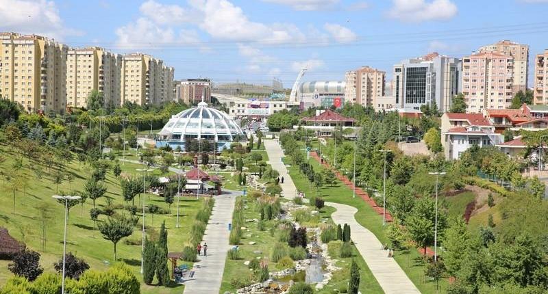 منطقة باشاك شهير باسطنبول