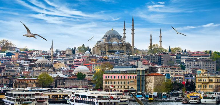 هنا أسطنبول