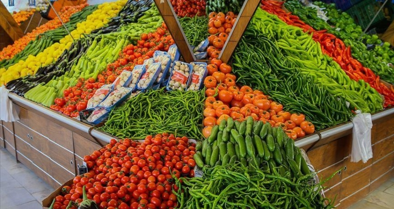 تركيا تصدر خضروات وفواكه بـ637 مليون دولار في الربع الأول
