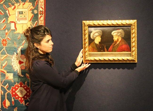 لوحة للسلطان محمد الفاتح تُباع بمزاد علني في لندن بـ 950 ألف دولار والمشتري بلدية إسطنبول!