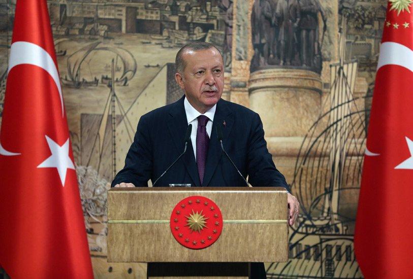 أردوغان يزف بشرى اكتشاف أكبر حقل للغاز بتاريخ تركيا